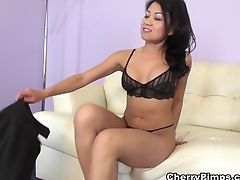 Amazing Superstar Jackie Lin In Horny Getting Off, Fake Penises/fucktoys Xxx Movie