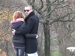 Youthfull Czech Chick Gets Intimate With Slightly Known Boy On The First-ever Date