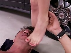 Blonde Chicana Breathtaker Erica Fontes Gets A Nice Interracial Love Fuck Hole Fuck In Steamy Gonzo Act With Horny Man