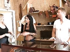 Piercings Esmi Lee Getting Satisfaction With Levi Cashs Dick In Her Horny. Hot Mouth