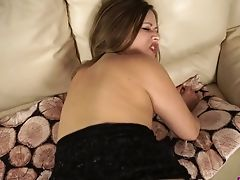 Honey With Fleshy Lips Anna Joy Gives Best Ever Oral Job On A Point Of View Camera