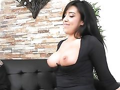 Piercings Sexy Lacey Lucia With Giant Knockers And Clean Muff Pleases Dudes Sexual Needs And Then Gets Her Pretty Face Jizz Covered