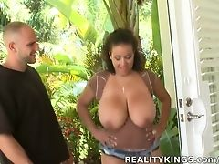 Crazy Superstar In Fabulous Big Donk, Facial Cumshot Fucky-fucky Scene