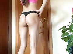 Workout Of Hot Donk Woman