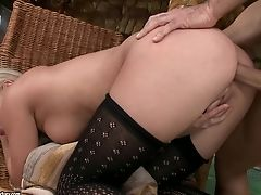 Lucy Heart Gets Her Sweet Culo Pounded