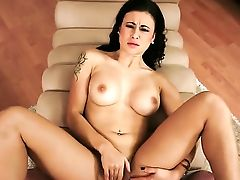 Black-haired Loves Getting Her Mouth Pounded By Hot Fellow