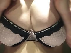 My Slave Tits In My Dearest Brassiere