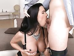 Mummy With Big Bumpers Is Worth A Hard Labia Fucking