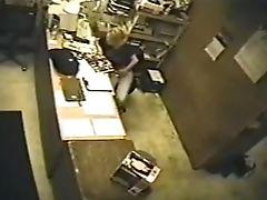 Hidden Camera - While Operating 352x240 10m Woman Masturbat